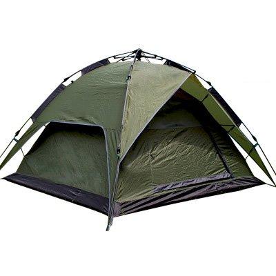 幻想的拒絶フィット屋外のキャンプ防水と防水自動テント、3-4人に適して、 仕様200 * 200 * 125Cm