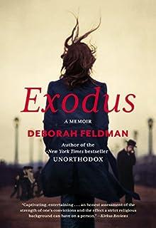 Book Cover: Exodus: A Memoir