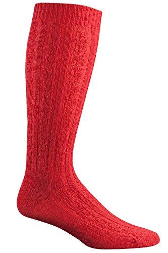 Red Knee Socks - 7