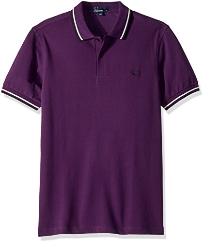 Fred-Perry-Mens-Twin-Tipped-Shirt
