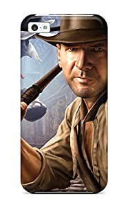 2015 Y85HUSWYEB9KOJ9I Anti-scratch And Shatterproof Indiana Jones Phone Case For Iphone 5c/ High Quality Tpu Case