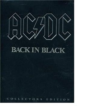 Back in Black-Collectors Edit