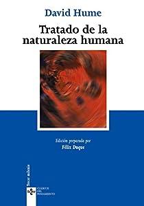 Tratado de la naturaleza humana par Hume