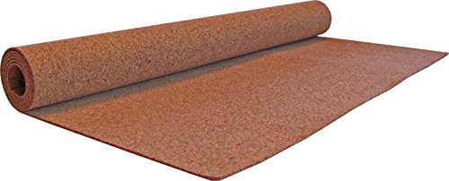 Flipside Products 38006 Cork Roll, 6 mm, 4' High x 8' Long