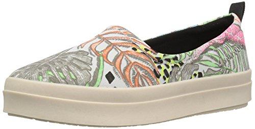 La Zapatilla De Deporte Sak Sas Fashion Neon Wild Life