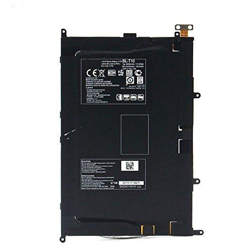 Batterymarket 3.75V 4600mAh Replacement Battery BL-T10 for LG G PAD 8.3in TABLET V500 series 30Days money retum - G Pad Lg V500