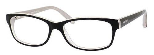 Tommy Hilfiger 1018 Black / Beige Kunststoffgestell Brillen, 54mm