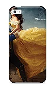 Perfect Fit VlmjODD1606rioXz Beauty And The Beast Case For Iphone - 5c