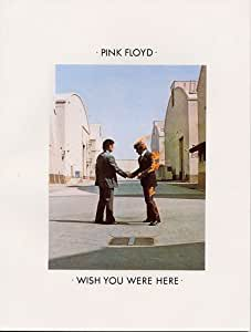 Pink Floyd: Wish You Were Here. Partitions pour Piano, Chant et Guitare(Symboles d'Accords)