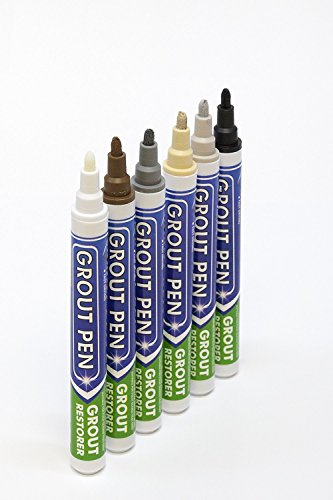 Grout Pen Beige Ideal To Restore The Look Of Tile Grout