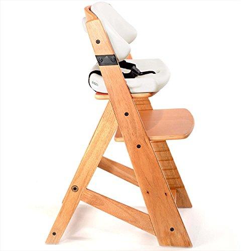Keekaroo Height Right Kids Chair with Comfort Cushions, Vanilla by Keekaroo (Image #2)