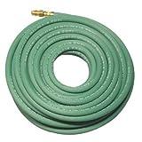 Anchor R 1/4X6 Green Argon Hose W/Fitting
