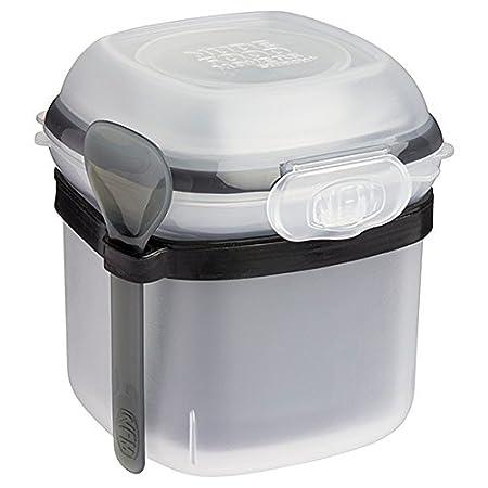 Nude Food motor yogur/motor con congelador de comer hierba envase ...