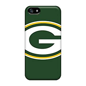 Iphone 5/5s Cases Covers Green Bay Packers Cases - Eco-friendly Packaging by mcsharks