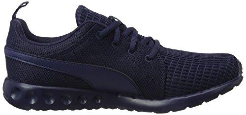 Tableau Chaussures Les Carson Course Pumas Bord Bleu Hommes De caban 01 gEAqHAXw