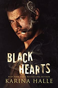 Black Hearts (Sins Duet Book 1) by [Halle, Karina]