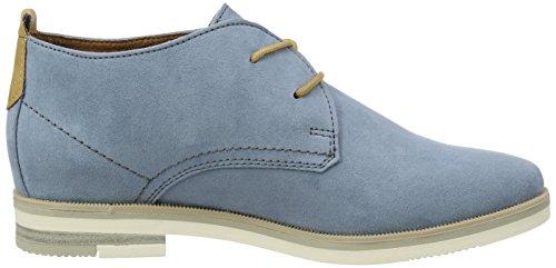 Marco Tozzi 25128, Botines para Mujer Azul (Denim Comb 853)