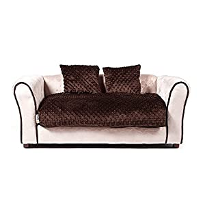 Keet Westerhill Pet Sofa Bed, Khaki, Large