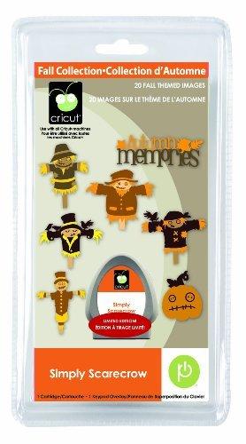 Cricut Seasonal Cartridge Simply Scarecrow by Cricut by Cricut