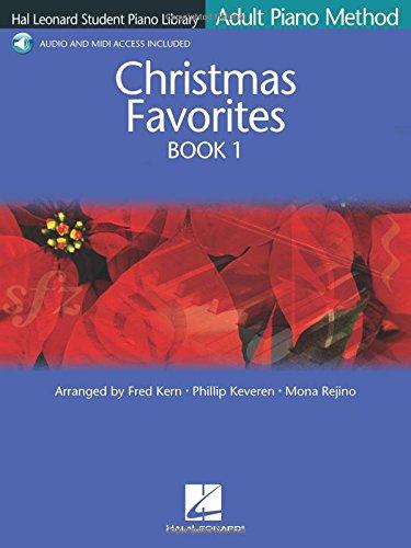 Christmas Favorites Book 1: Hal Leonard Student Piano...