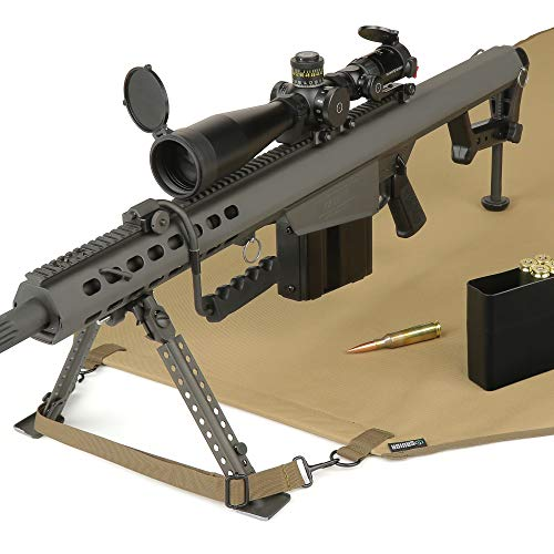 Savior Equipment Compact Tactical Non-Padded All-Purpose Shooting Mat w/Quick Release
