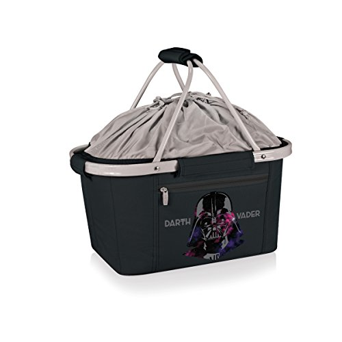 Lucas/Star Wars Darth Vader Metro Basket Collapsible Cooler Tote