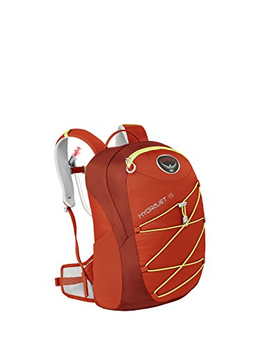osprey red hydrajet kids hydration pack