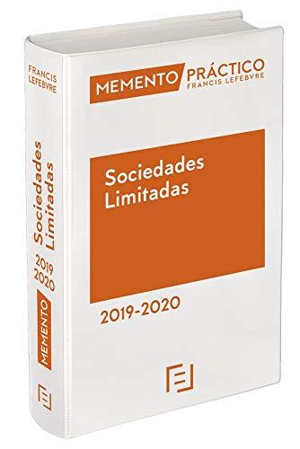 Memento Sociedades Limitadas 2019-2020 por Lefebvre-El Derecho