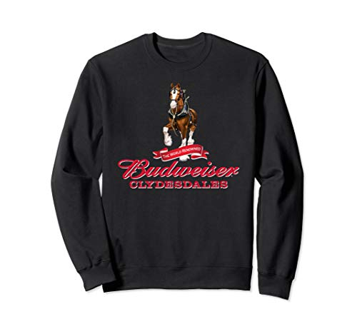 Budweiser 'The World Renowned Clydesdales' Sweatshirt ()