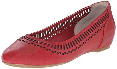 Goat Berry Cut Deep 20mm Rockport Ballet Total Flat Ballet Women's Motion Lazer Out xXAFwPA7q