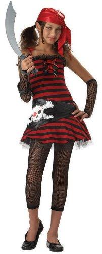 Pirate Cutie Tween Costume - Large