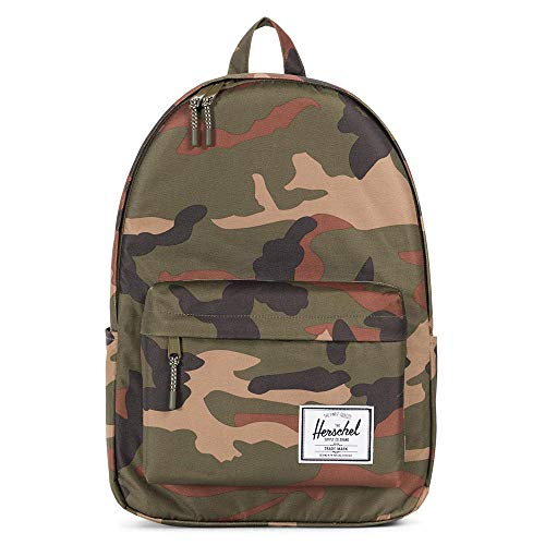 (Herschel Classic X-Large Backpack, Woodland Camo, One Size)