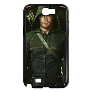 Arrow Samsung Galaxy N2 7100 Cell Phone Case Black VC115N00