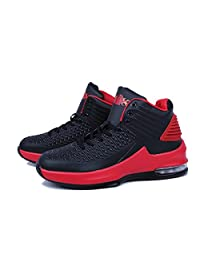 Men's Air Cushion Sports Running Shoes New Casual Walking Sneakers Mid Basketball Shoe for boy