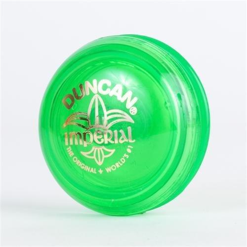 Duncan Imperial Yo Yo Green