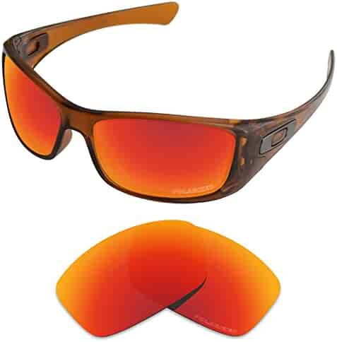 ff9b46007a8bc Tintart Performance Lenses Compatible with Oakley Hijinx Polarized Etched