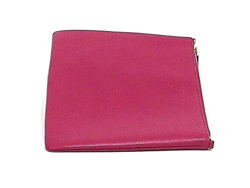 Coccinelle borsa donna, Minibag BV3 55F405, borsa a spalla pelle saffiano,fuxia E8102