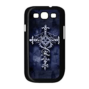 Custom Cross Back Cover Case for SamSung Galaxy S3 I9300 JNS3-109