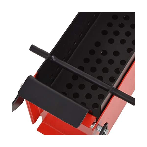 vidaXL-Compattatore-di-Carta-in-Acciaio-34x14x14-cm-Pressa-Riduttore-Cartone