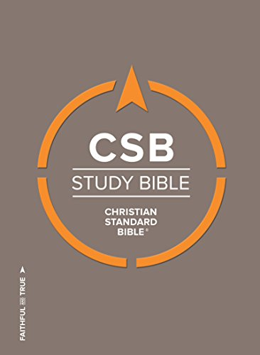 CSB Study Bible (A Color Of His Own Lesson Plan)