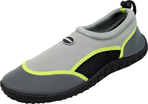 Sylt Zapato de Mujer gris 1 Neopreno Bockstiegel Aqua qxwgCO7n