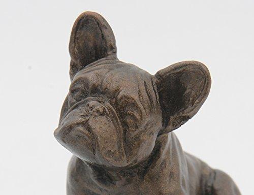 lifesize bulldog statue - 5