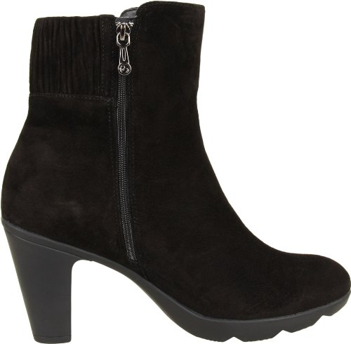 Blondo Casual Women's Ankle Suede Loann Black wfOTn0U