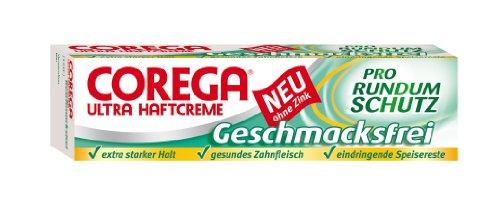 COREGA ProRundumschutz Haftcreme geschmacksfrei, 40 g