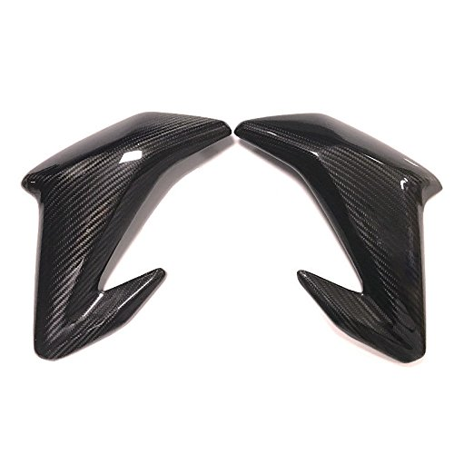 (Carbon Fiber Side Front Cover Panel Fairing for 2017-2018 Kawasaki Z900)