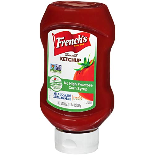 French's Tomato Ketchup, 20 oz ()
