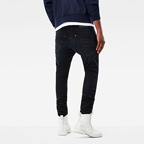 Super Aged Revend 89 G para Slim STAR RAW Ajustados Dk Jeans Hombre Azul qUxpgw6xtn
