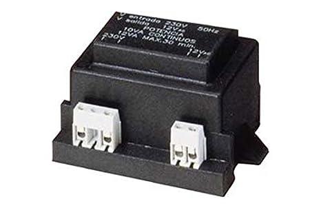 Jis M101410 - Transformador cerradura electronica 220: Amazon.es: Bricolaje y herramientas