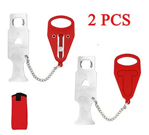 Portable Door Lock Replaces