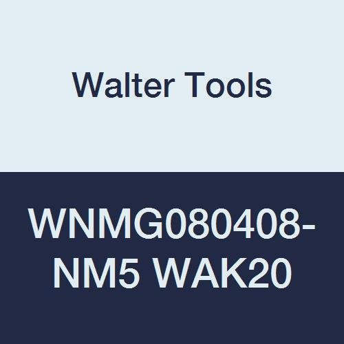 Walter Tools WNMG080408-NM5 WAK20 Carbide Tiger-Tec Negat...